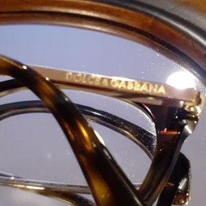 Dolce & Gabbana Accessories - Dolce & Gabbana Eyeglass Frames
